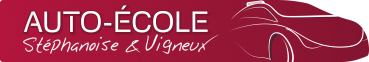 Logo Auto-Ecole Stéphanoise et Vigneux