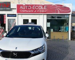Auto-école Stéphanoise – entrée