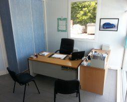 Auto-école Stéphanoise – bureau