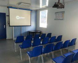 Auto-école Stéphanoise – salle de code