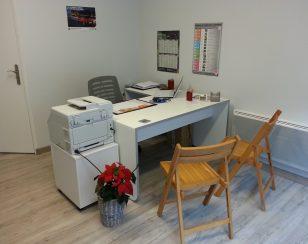Auto-école Vigneux – bureau